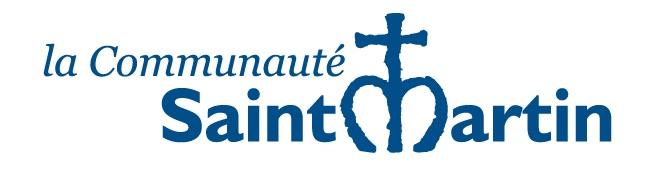Les nouveaux membres de la Communauté St Martin au service des paroisses SPSV et TAC